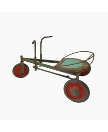 Tricycle rameur Bambino vintage