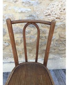 Chaise bistrot 1930