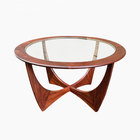 Table basse « Astro » par Victor Wilkins vers 1960