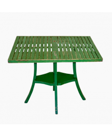 Table de jardin 1950
