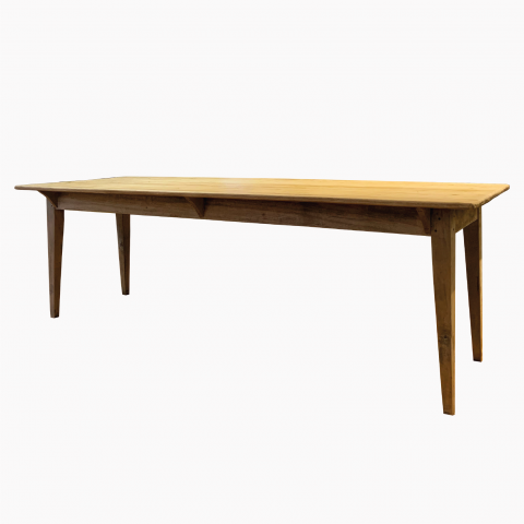 Table de ferme 236 cm