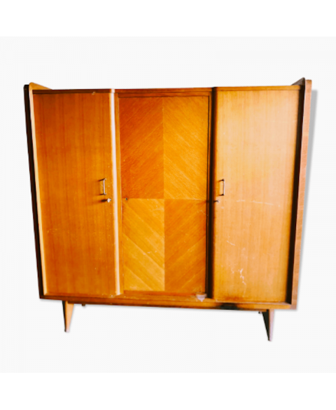 armoire dressing style scandinave
