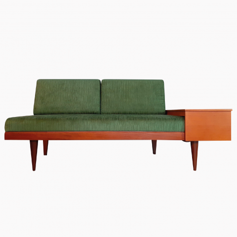 Canapé Dayed Norvégien design Ingmar Relling, Mid-Century Scandinave 1960s
