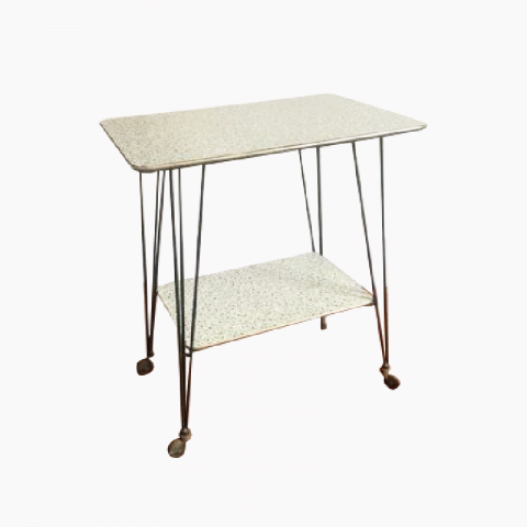 Table d\'appoint vintage
