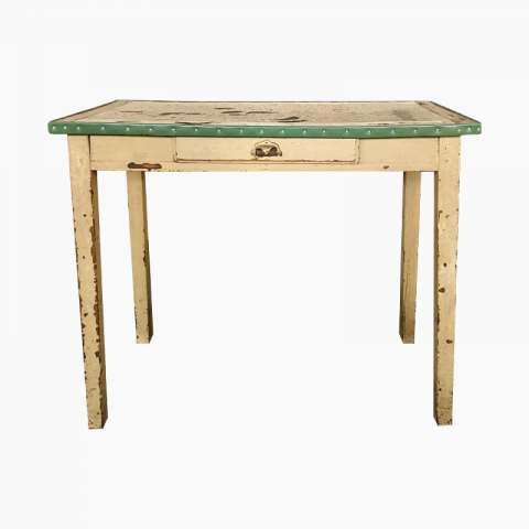 Table en bois 90 cm