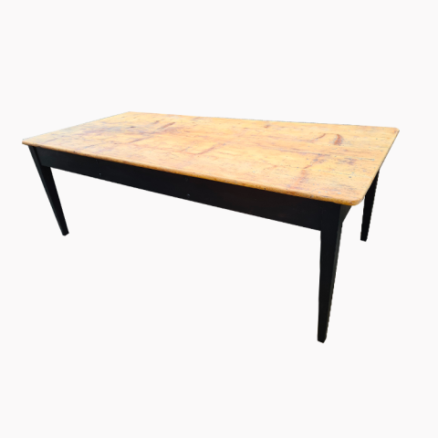 Table de ferme 249cm