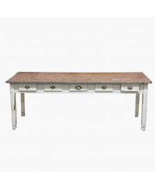 Table de cuisine 1950