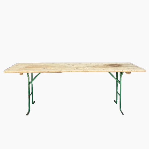 Table de guinguette
